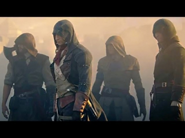 Assassin's Creed Unity CO-OP Cinematic Trailer - Assassin's Creed 5